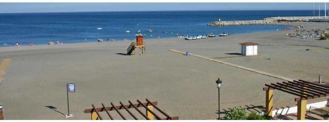 Sabinillas Blue flag Beach