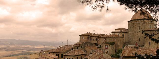 Volterra the Etruscan city