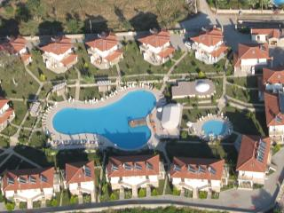 Aerial View of Orka Village (Taken by owner from Microlight)