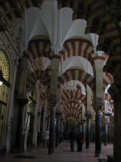 Mesquita at Cordoba