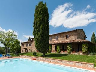 8 bedroom Villa in Montelupo, Tuscany, Italy : ref 2018048, Poggio alla Malva