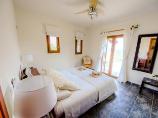 Master Bedroom with ensuite, walk in wardrobe and private balcony