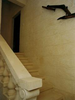 Maltese Stone Stairs