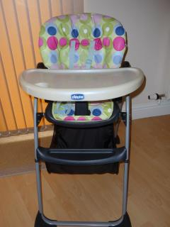 Chicca High Chair