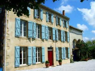 Chateau Lazerre, Lasserre-de-Prouille