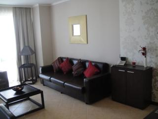 Lounge Area - comfortably furnished to a very high standard.