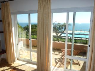 Seaview living room, southfacing - shame to be inside!