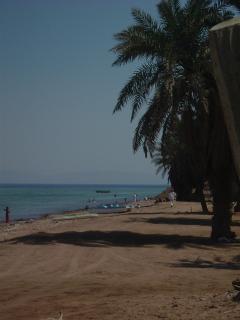 Assala village beach