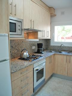 fully equipped kitchens with everything needed to make your stay very pleasant