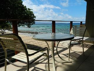 Hale Kai # 202 – Overlooking the sand-You can't get much closer to the ocean!, Lahaina