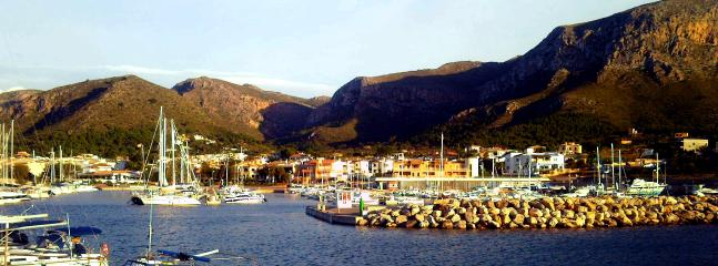 Exciting Colonia St Pere marina on an autumn evening