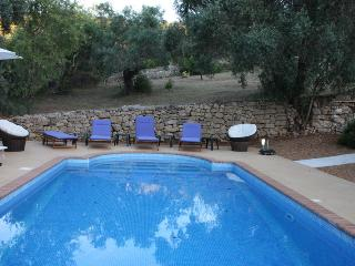 Stunning Villa - Private Pool, WiFi, 4/5 bedrooms with air con, totally private