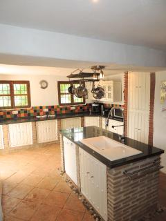 Refurbished farmhouse Kitchen