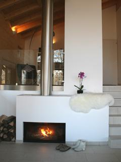 Relax in front of the fire or enjoy our mezzanine snug