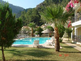 ' 'Siraz' Fidan 2 apartments with large shared swimming pool in Turunc.