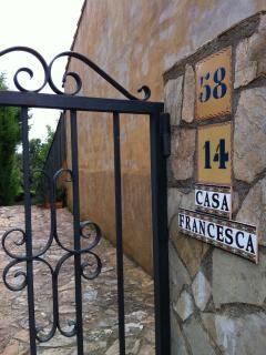 Welcome to Casa Francesca