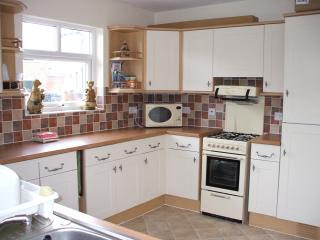 Well stocked kitchen for self catering