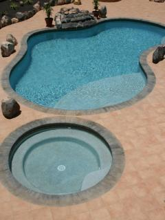 Children`s pool - safe and shallow