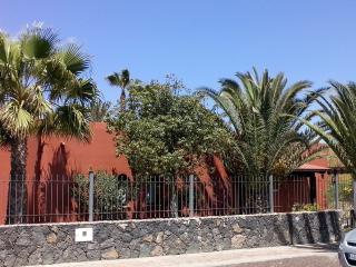 Villa front view