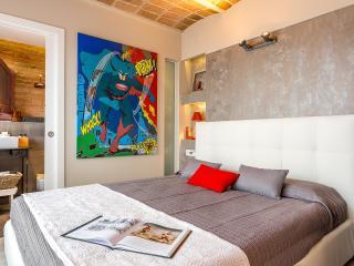 Penthouse Vintage Suite with terrace (5.3), Barcellona