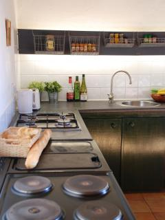 Pyrenees Gite - Kitchen with Great Facilities