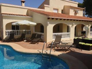 Casa Moraira(heated pool)