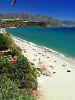 Burriana Beach Nerja