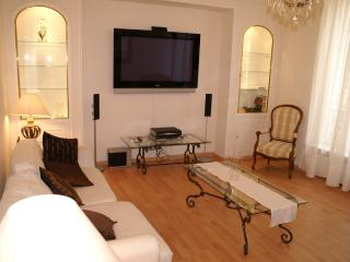 Elegant, unique 3 bedroom Central Cannes apartment with 40 Sq M private terrace