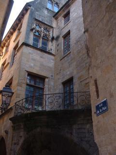 Sarlat's amazing architecture