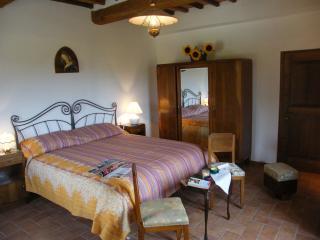 Quercia, the bedroom