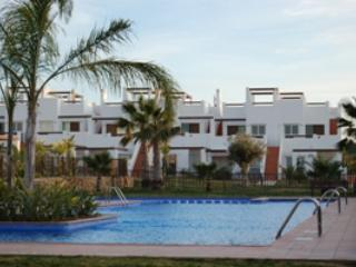 2 bed apartment with solarium, Alhama de Murcia