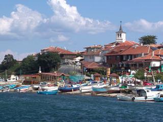 Vigo Hotel-Panorama Beach App, Nessebar