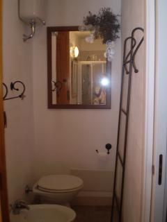 Bathroom with shower - Second floor