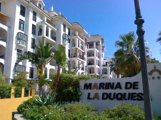 "Until then ""See you again"" Port of the Duchess, Puerto de la Duquesa"