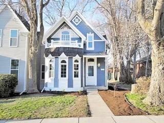 3-Bedroom Downtown Victorian Home, Salt Lake City