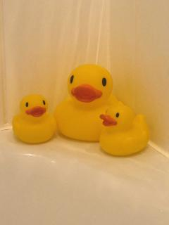 Bath time Ducks!