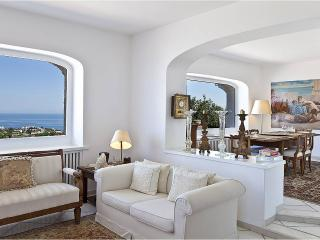 Luxury panoramic villa on island of Ischia, Lacco Ameno