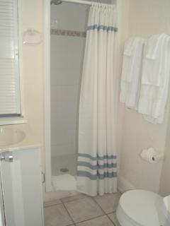 Bathroom in King Studio Cottage