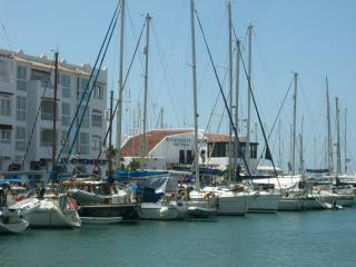Part of stunning Marina situated a walk away from the apartment