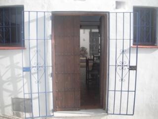 the traditional castillian front door