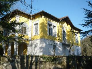 Villa Monterosso, Spigno Monferrato