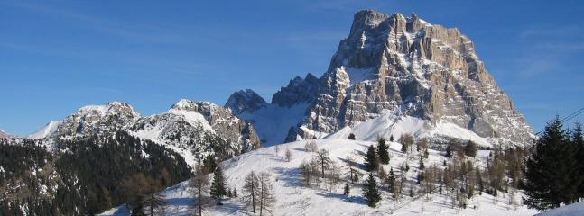 Civetta Dolomiti Superski region