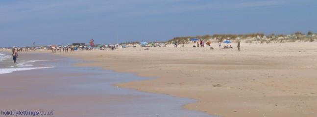 The Fabulous Cabanas Beach