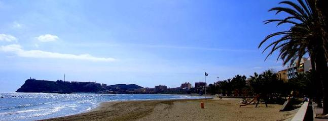 Puerto Mazarron Beach - 15 mins drive