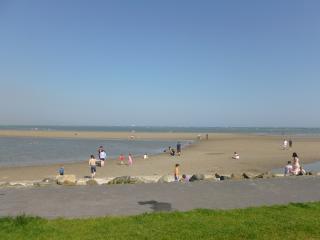 Sandymount Strand  opposite