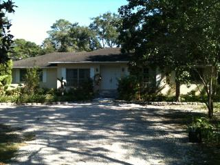 3 Bed Screened in Pool With Beautiful Landscaping, St. George Island