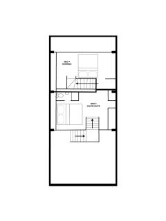 House plan 2nd Floor