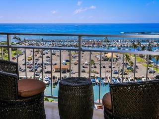 Waikiki Ilikai Suites 1308 Ocean Sunset Views, Honolulu