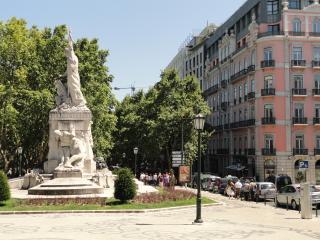 Heart of Down Town Lisbon, Lisboa