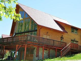 The Carpathian Log Home